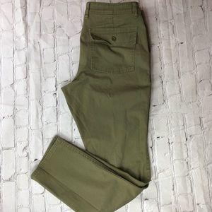 J Crew Women's Chino Pants